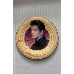 Bradford exchange elvis Plate